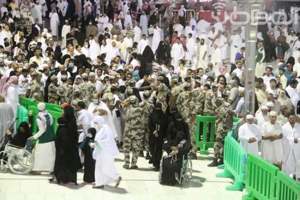 امن مكة العمرة لخدمة ضيوف الرحمن (10)