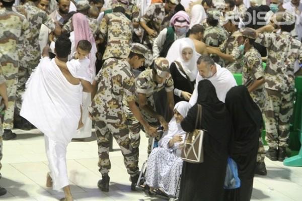 امن مكة العمرة لخدمة ضيوف الرحمن (11)