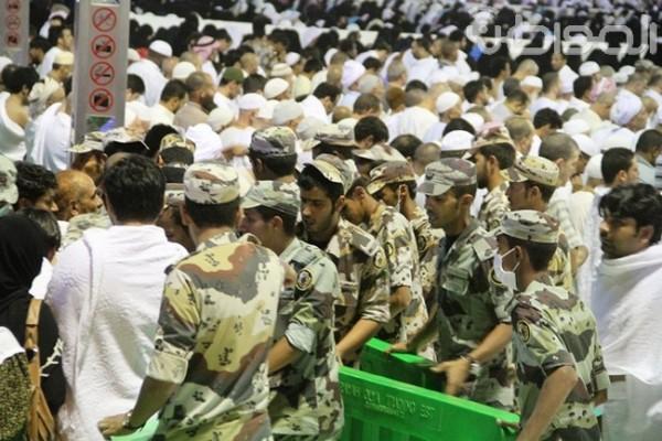 امن مكة العمرة لخدمة ضيوف الرحمن (12)