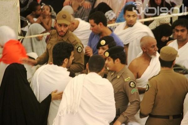 امن مكة العمرة لخدمة ضيوف الرحمن (14)