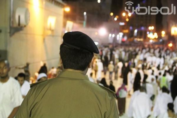 امن مكة العمرة لخدمة ضيوف الرحمن (17)