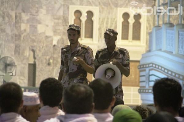 امن مكة العمرة لخدمة ضيوف الرحمن (18)