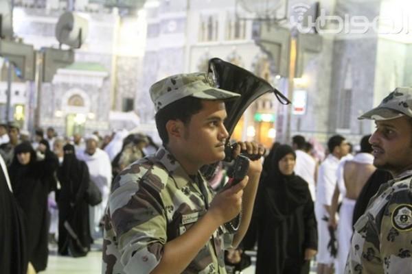 امن مكة العمرة لخدمة ضيوف الرحمن (19)