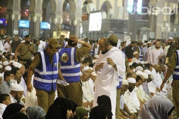 امن مكة العمرة لخدمة ضيوف الرحمن (20)