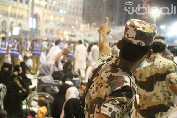 امن مكة العمرة لخدمة ضيوف الرحمن (21)