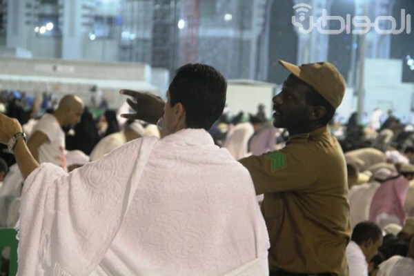 امن مكة العمرة لخدمة ضيوف الرحمن (24)