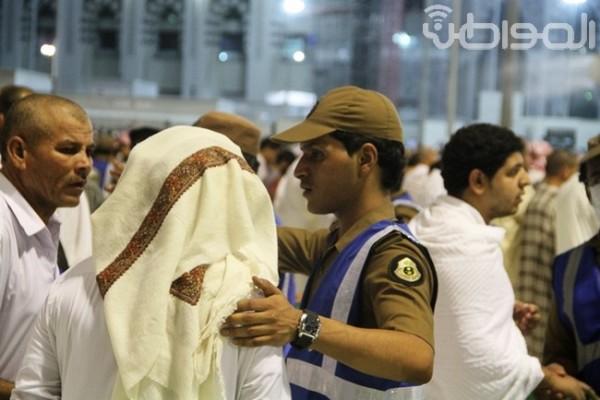 امن مكة العمرة لخدمة ضيوف الرحمن (25)