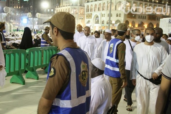 امن مكة العمرة لخدمة ضيوف الرحمن (26)