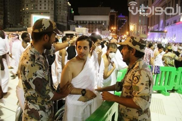 امن مكة العمرة لخدمة ضيوف الرحمن (27)