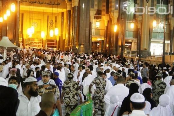 امن مكة العمرة لخدمة ضيوف الرحمن (3)