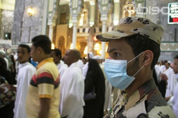 امن مكة العمرة لخدمة ضيوف الرحمن (4)