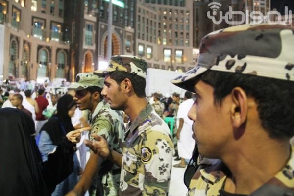 امن مكة العمرة لخدمة ضيوف الرحمن (6)