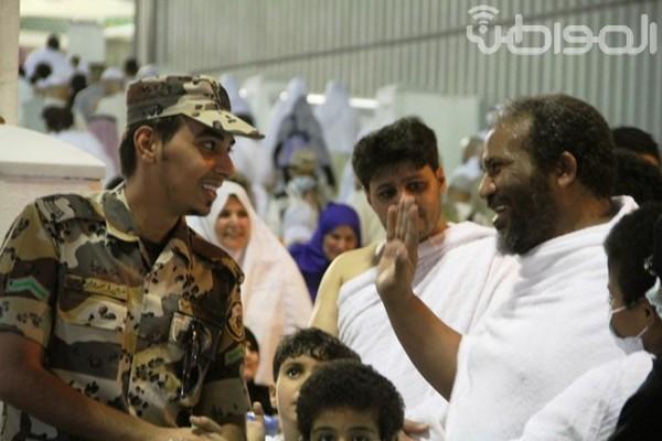 امن مكة العمرة لخدمة ضيوف الرحمن (7)