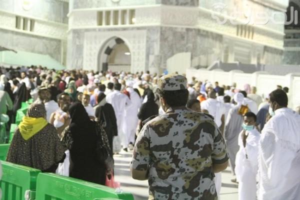 امن مكة العمرة لخدمة ضيوف الرحمن (8)