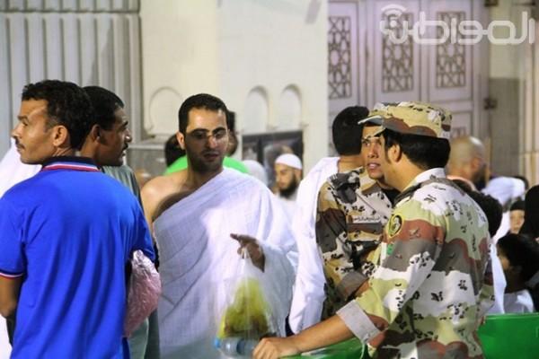 امن مكة العمرة لخدمة ضيوف الرحمن (9)