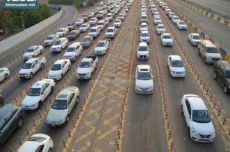 خلل بمثبت سرعة يثير الرعب وأمن الطرق بمكة يتدخل - المواطن
