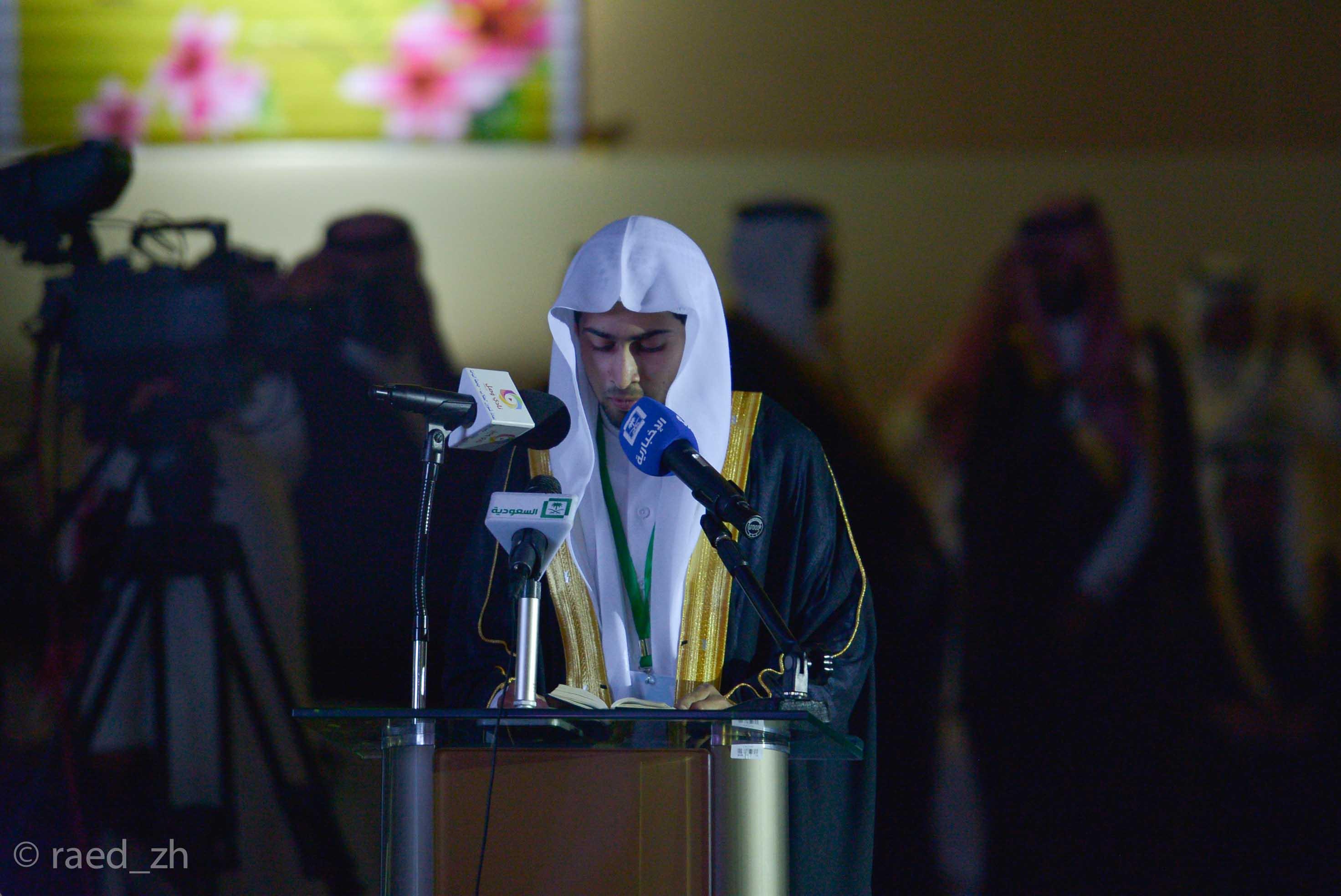 امير الباحة يرعى تخريج الدفعة العاشرة من طلاب وطالبات جامعة الباحة (12)