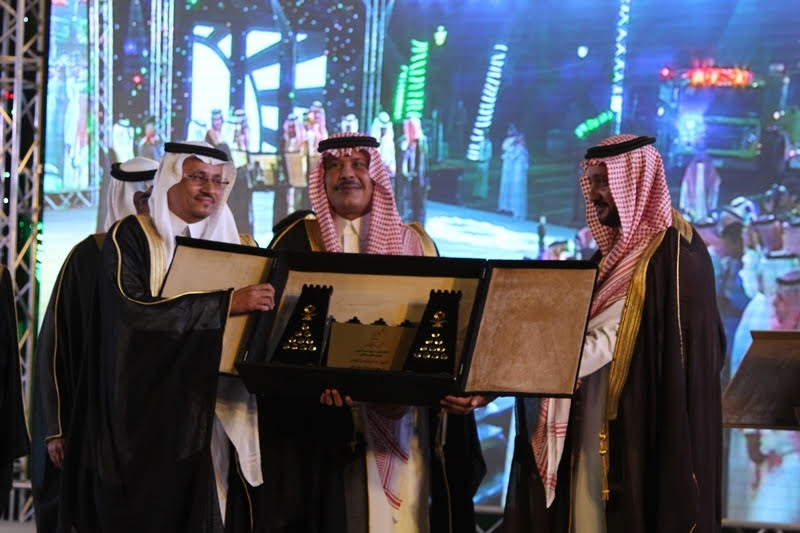 امير الباحة يفتتح مهرجان صيف الباحة (1)
