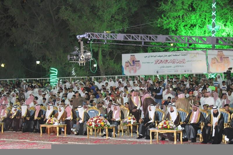 امير الباحة يفتتح مهرجان صيف الباحة (14)