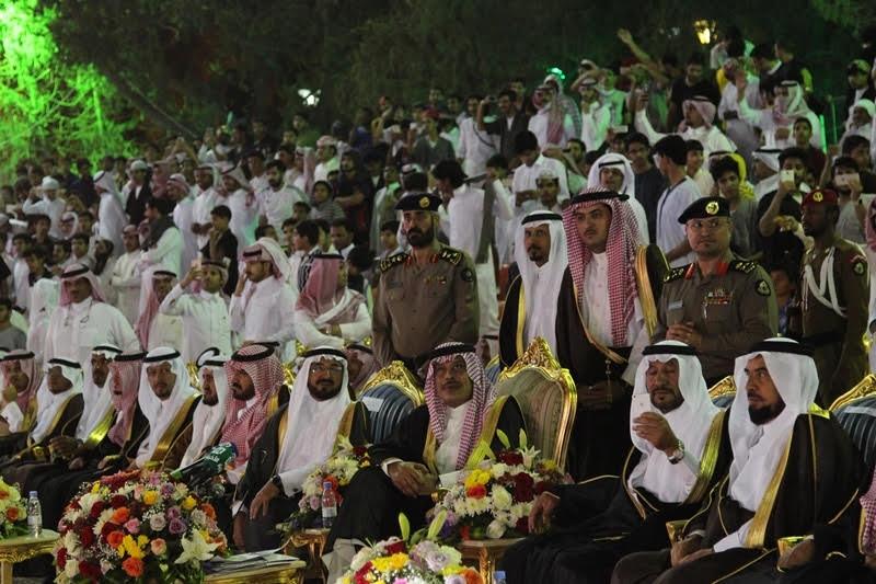 امير الباحة يفتتح مهرجان صيف الباحة (6)