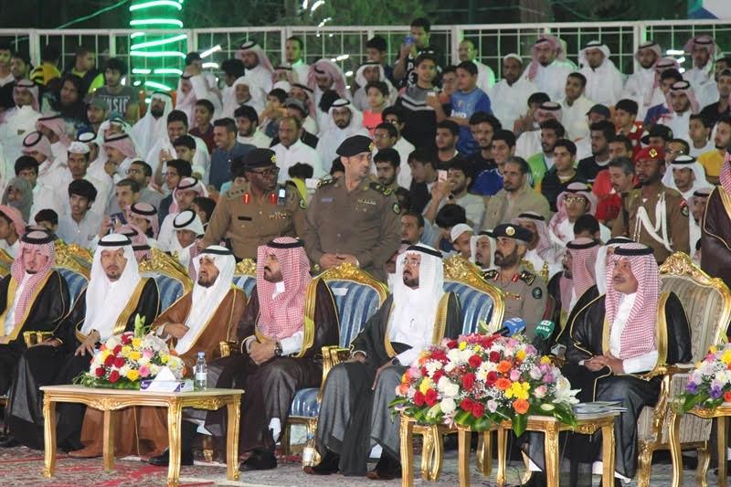 امير الباحة يفتتح مهرجان صيف الباحة (9)