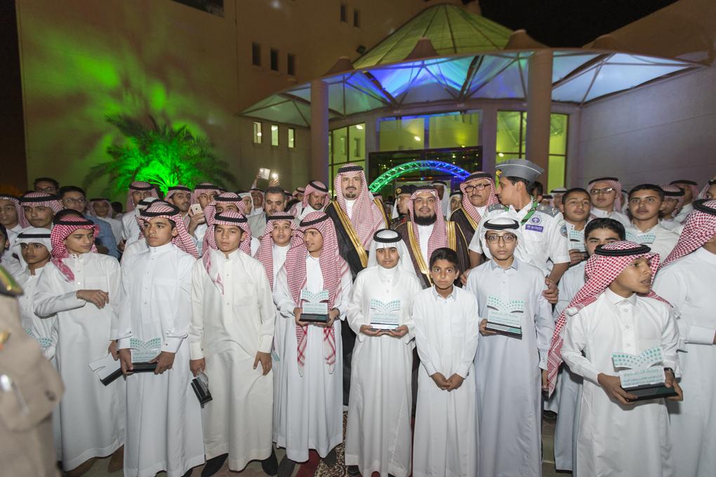 امير الجوف كرم 340 طالب متفوق دراسي في التعليم العام (18)