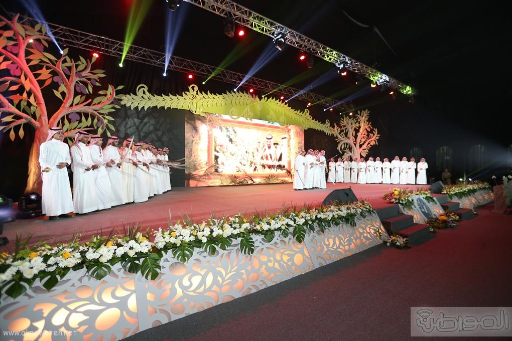 امير الجوف يفتتح مهرجان الزيتون التاسع (30)