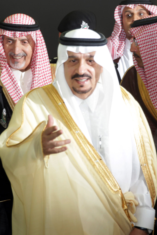 امير الرياض- اسبوع المرور١٠