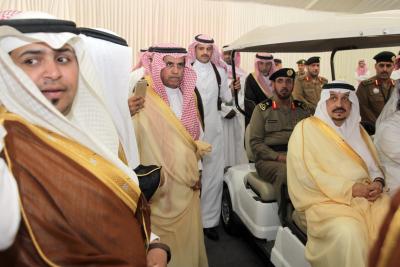 امير الرياض- اسبوع المرور٣