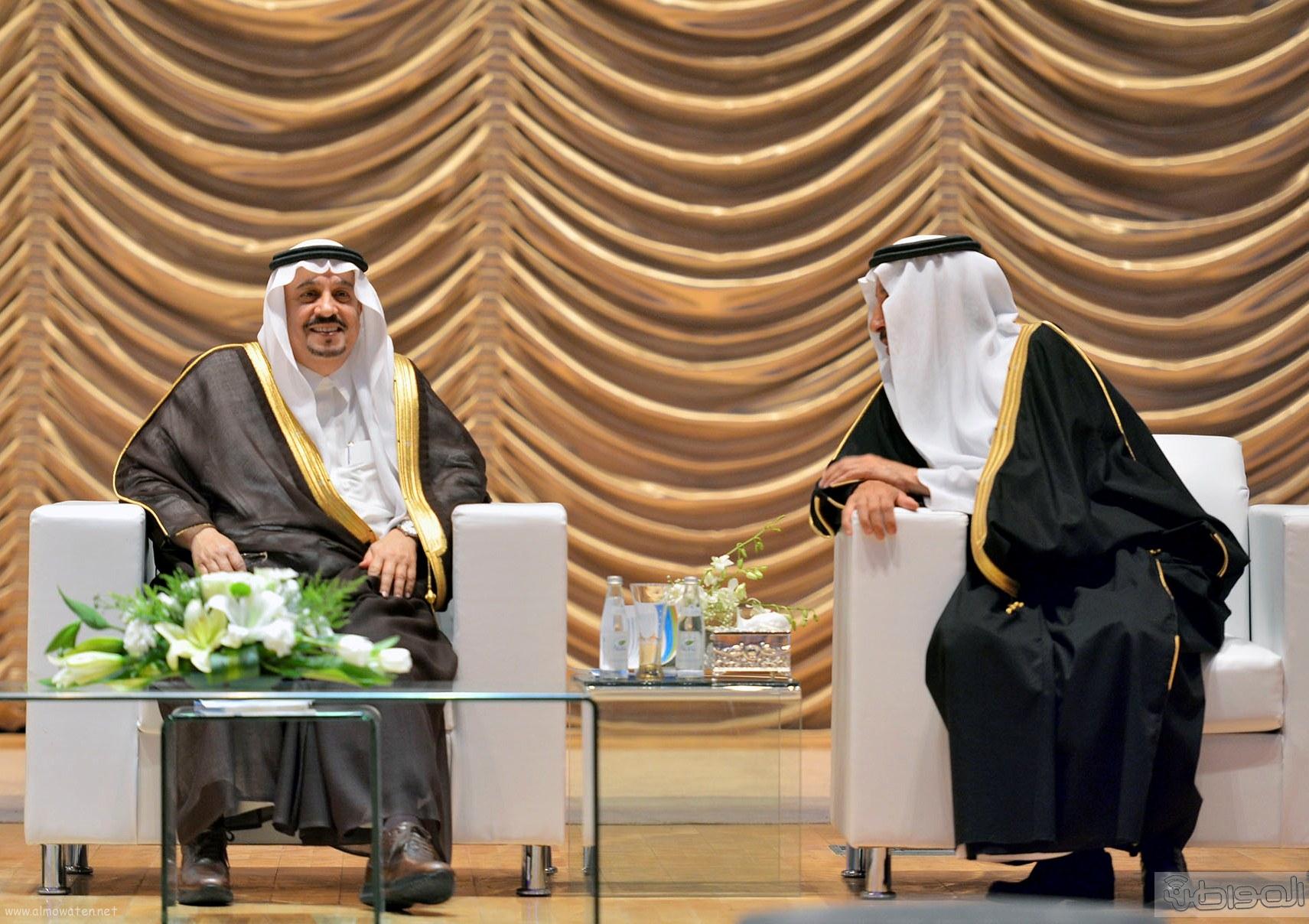 امير الرياض خلال رعاية طموح ملك لمستقبل وطن (10)