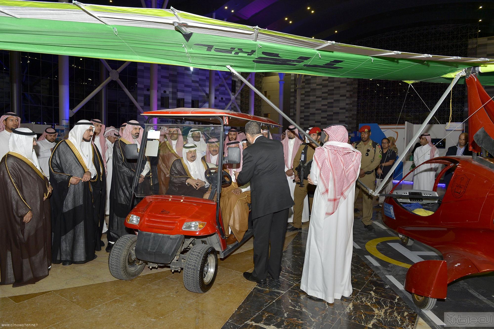 امير الرياض خلال رعاية طموح ملك لمستقبل وطن (24)