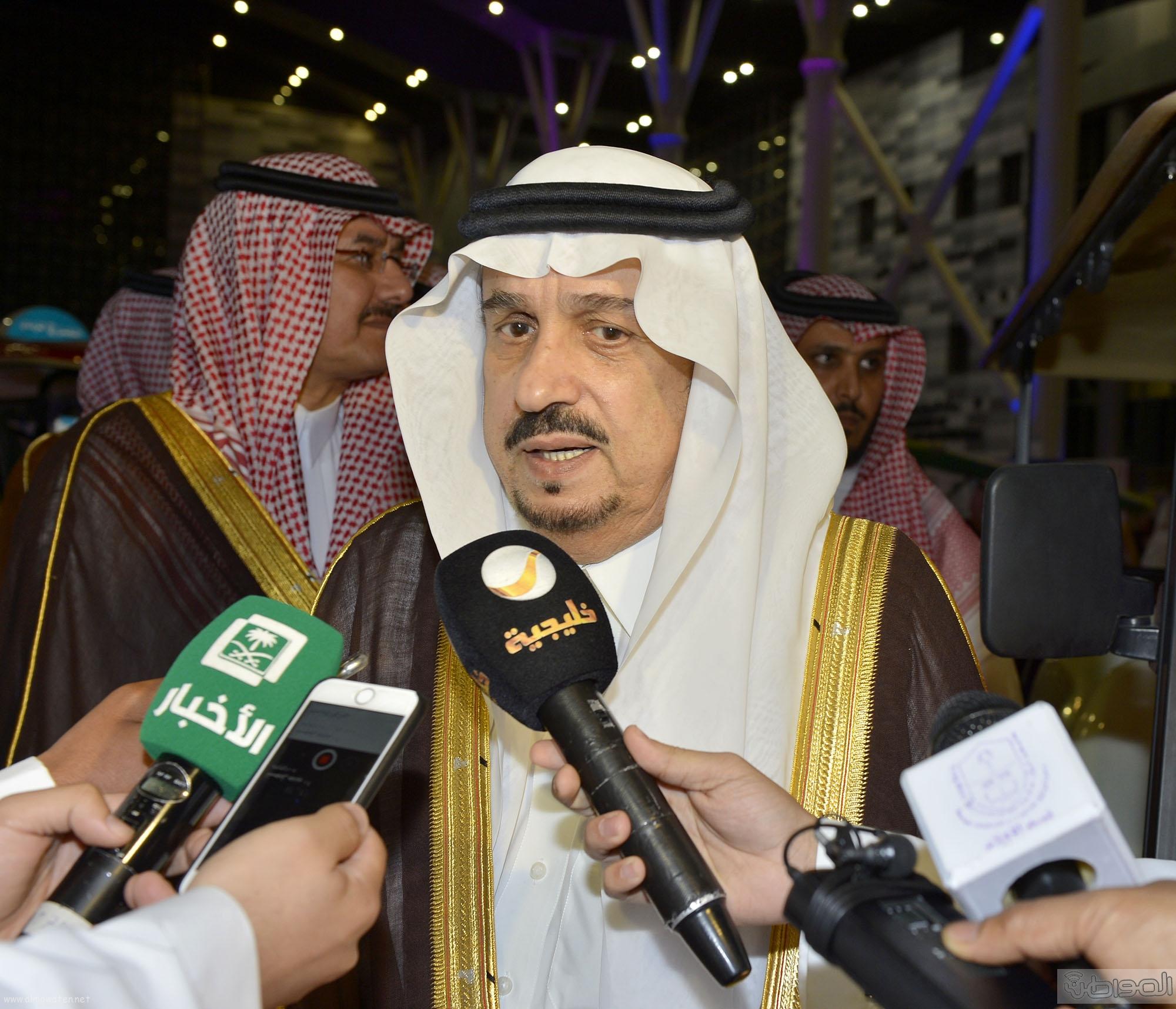 امير الرياض خلال رعاية طموح ملك لمستقبل وطن (25)