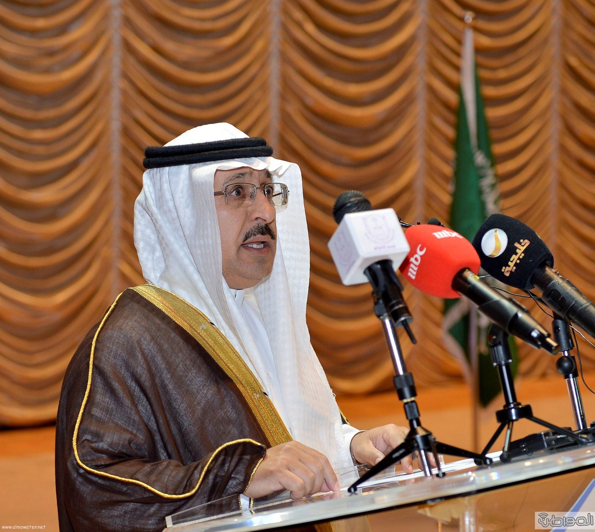 امير الرياض خلال رعاية طموح ملك لمستقبل وطن (8)