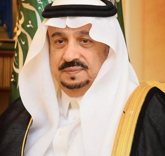 أمير الرياض يعزي في وفاة مؤذن مسجد صالح الفريجة