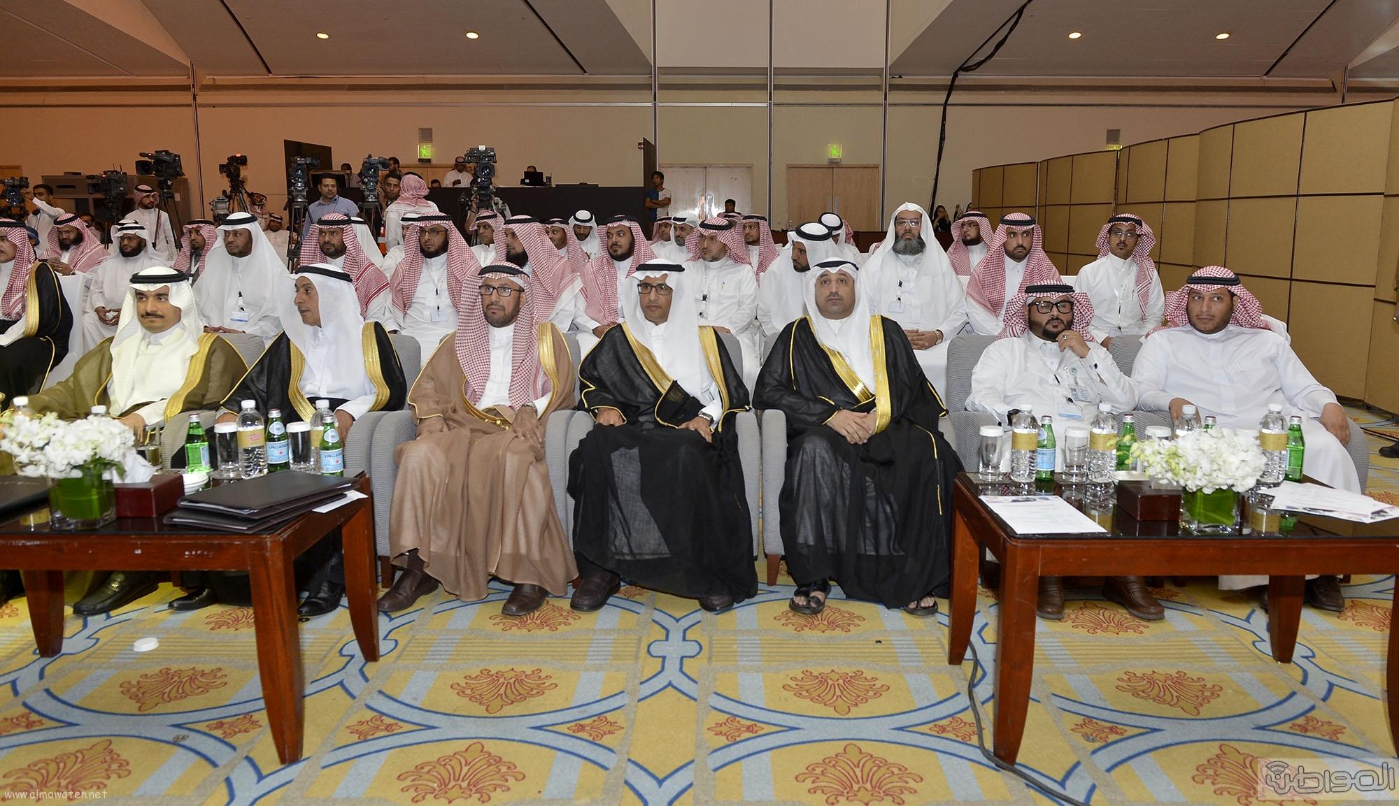 امير الرياض من ملتقي معا لانشاء جيل عالي من التعليم (3)