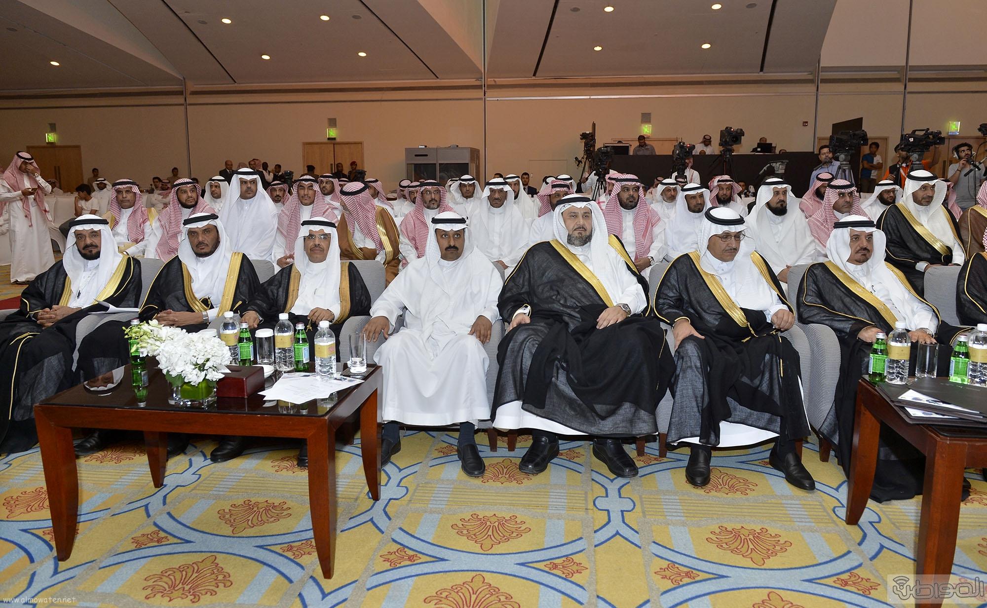 امير الرياض من ملتقي معا لانشاء جيل عالي من التعليم (5)