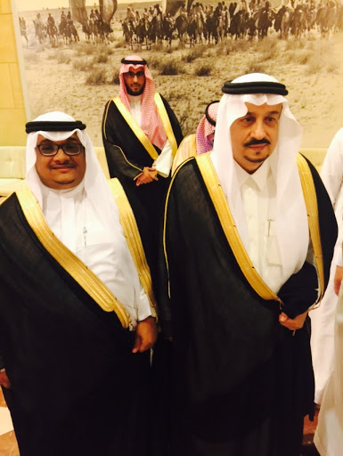 امير الرياض و محمد الشهري