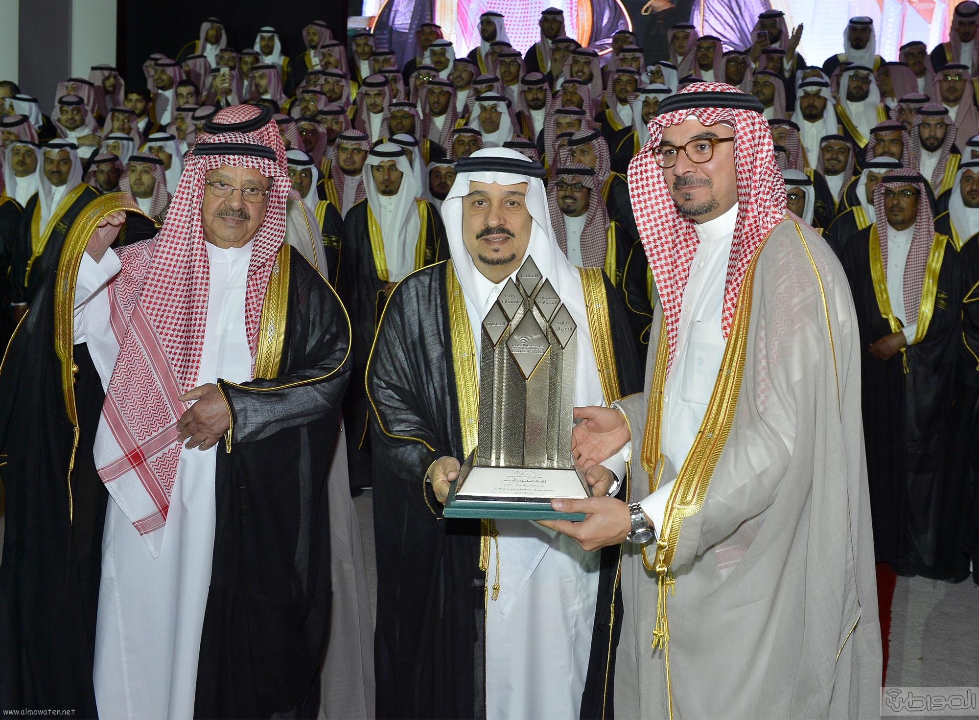 امير الرياض يرعى تخريج طلاب جامعة دار العلوم (13)
