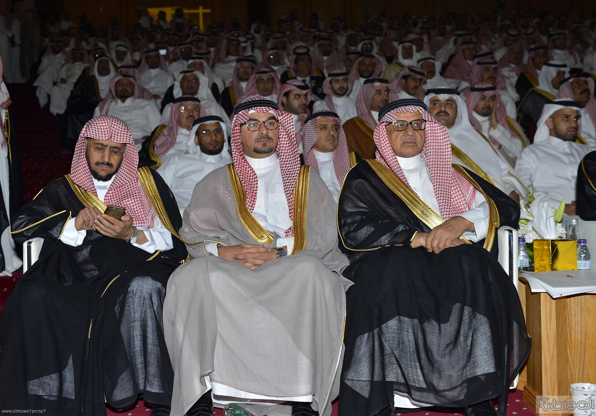 امير الرياض يرعى تخريج طلاب جامعة دار العلوم (3)