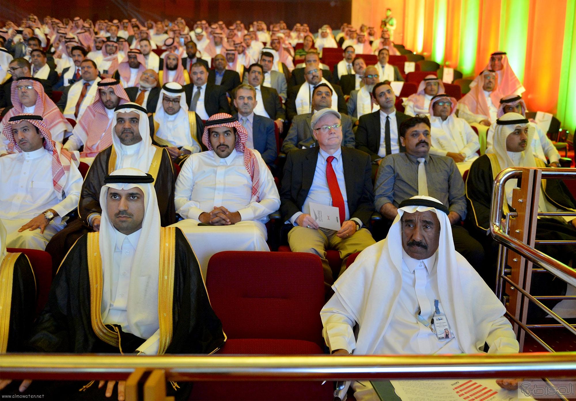 امير الرياض يرعى تخريج طلاب جامعة دار العلوم (5)
