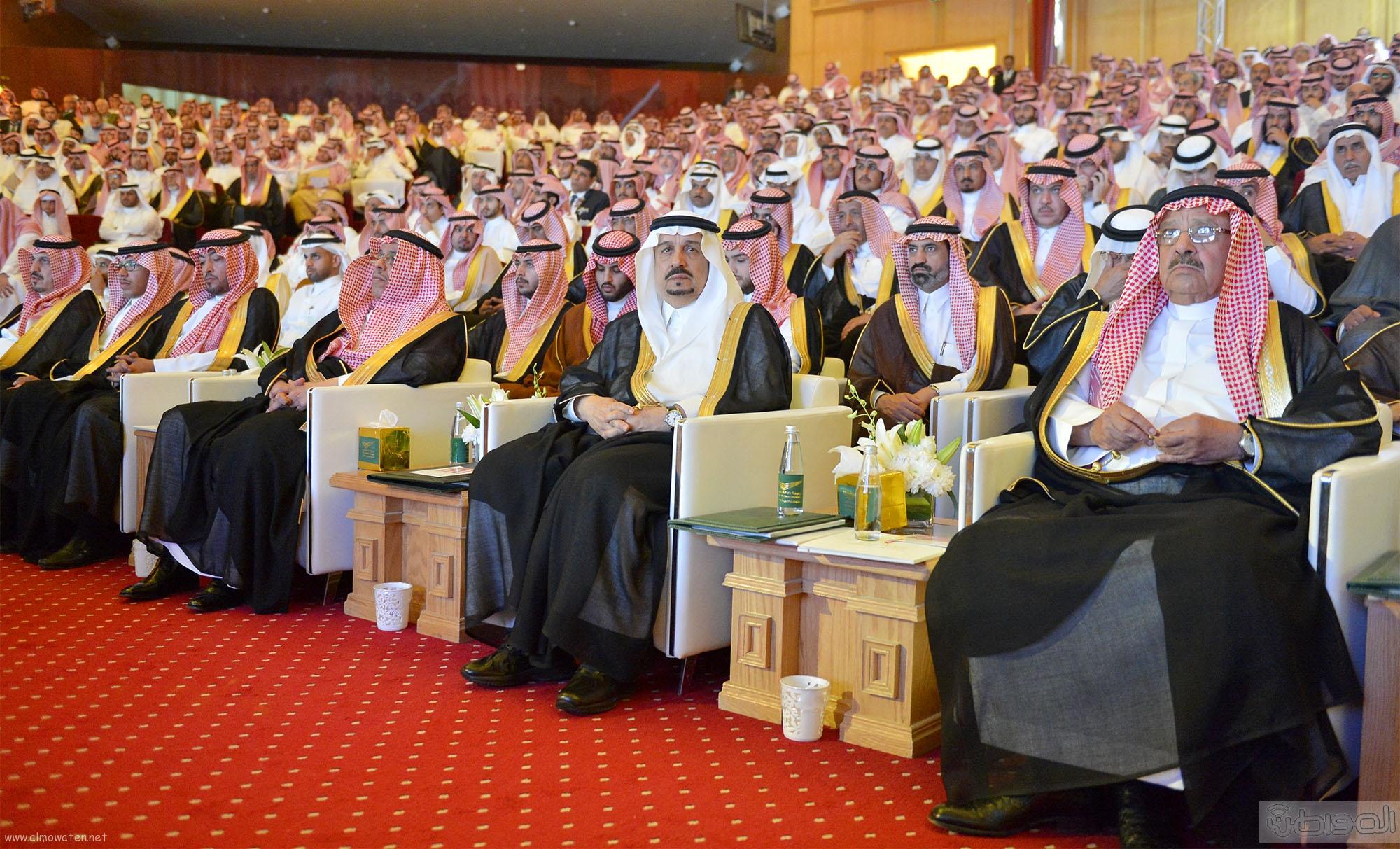 امير الرياض يرعى تخريج طلاب جامعة دار العلوم (7)