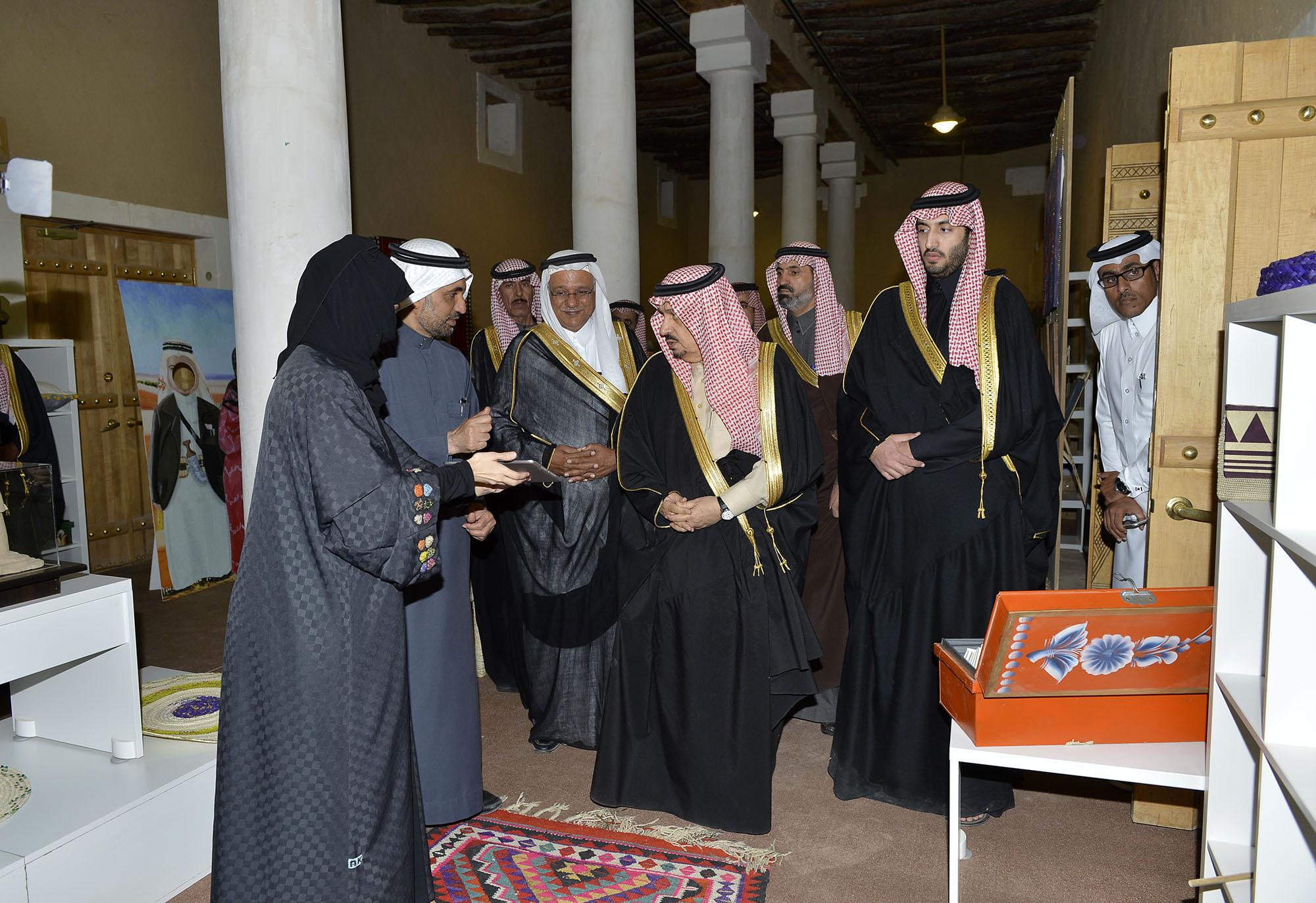 امير الرياض يرعي تراثنا حبنا بقصر المربع (10)