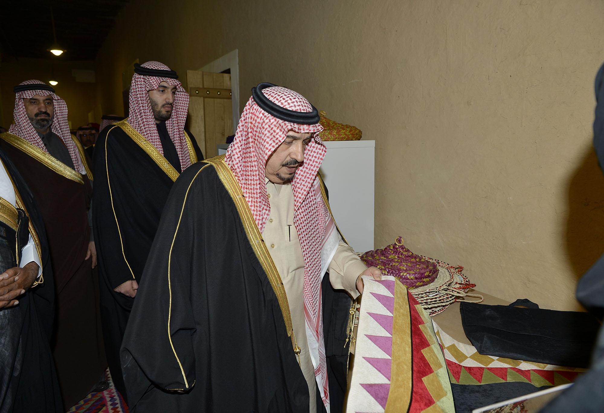 امير الرياض يرعي تراثنا حبنا بقصر المربع (11)