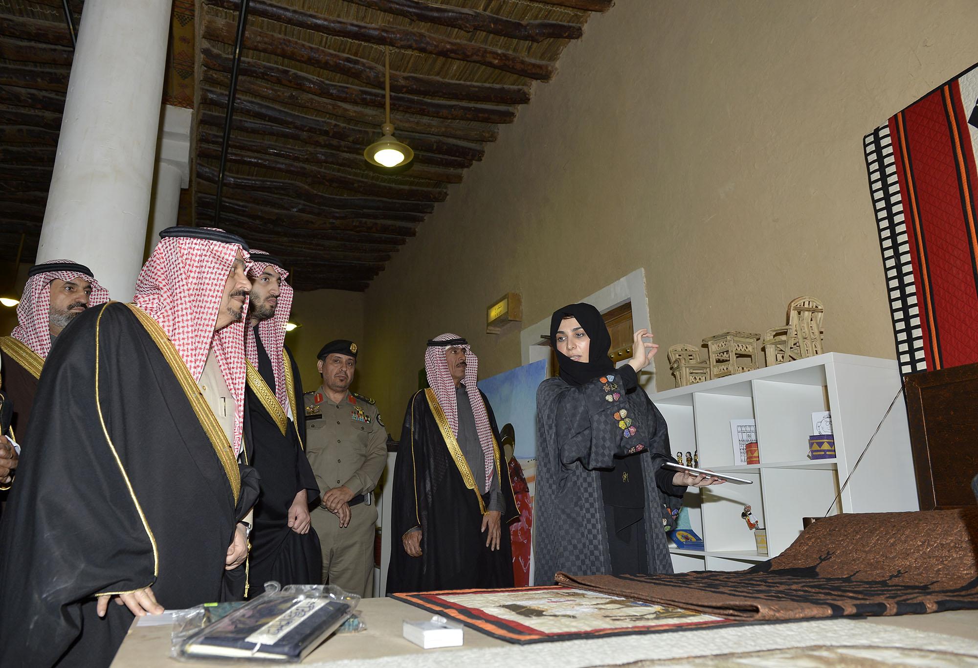 امير الرياض يرعي تراثنا حبنا بقصر المربع (13)