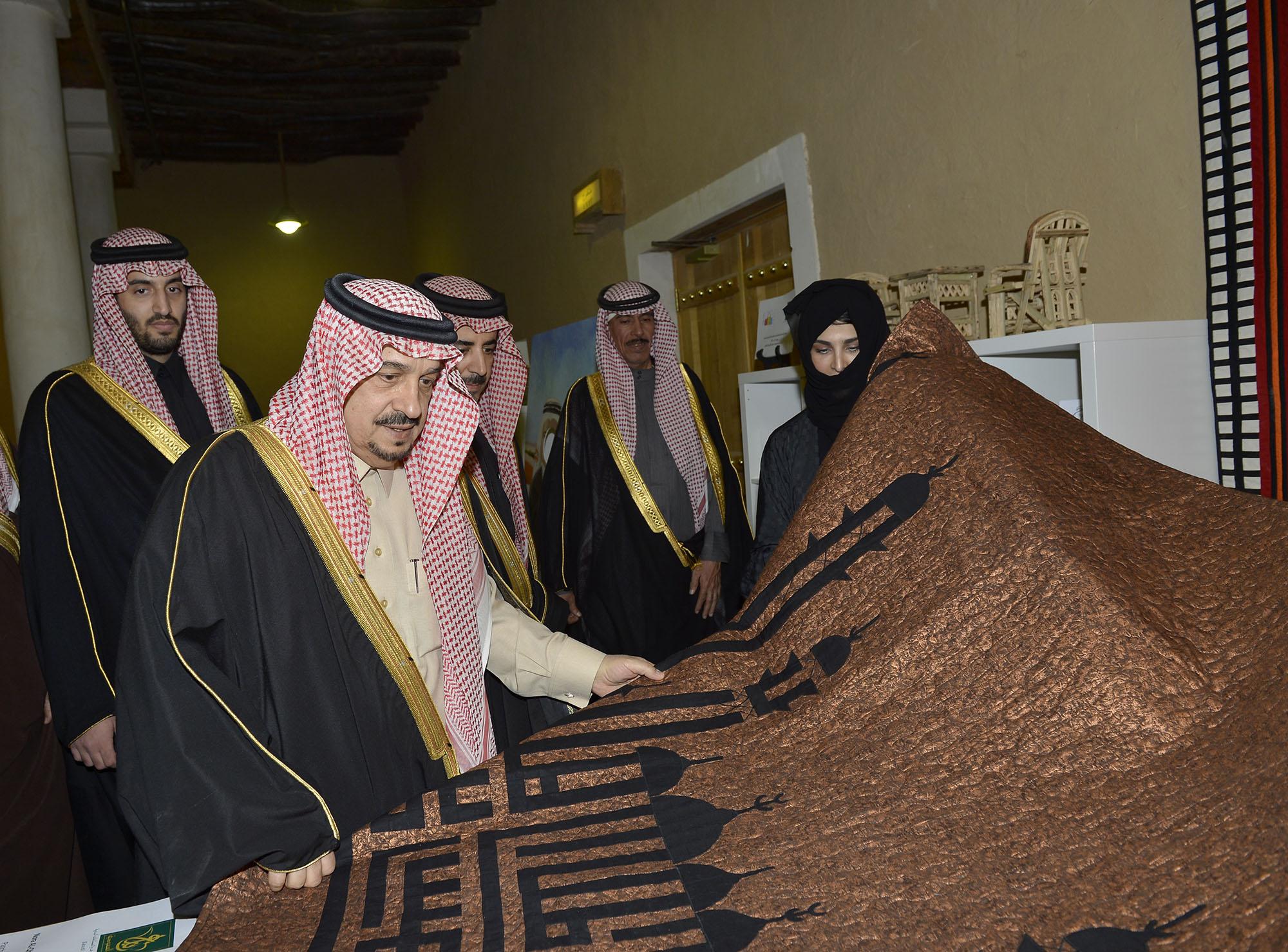 امير الرياض يرعي تراثنا حبنا بقصر المربع (14)