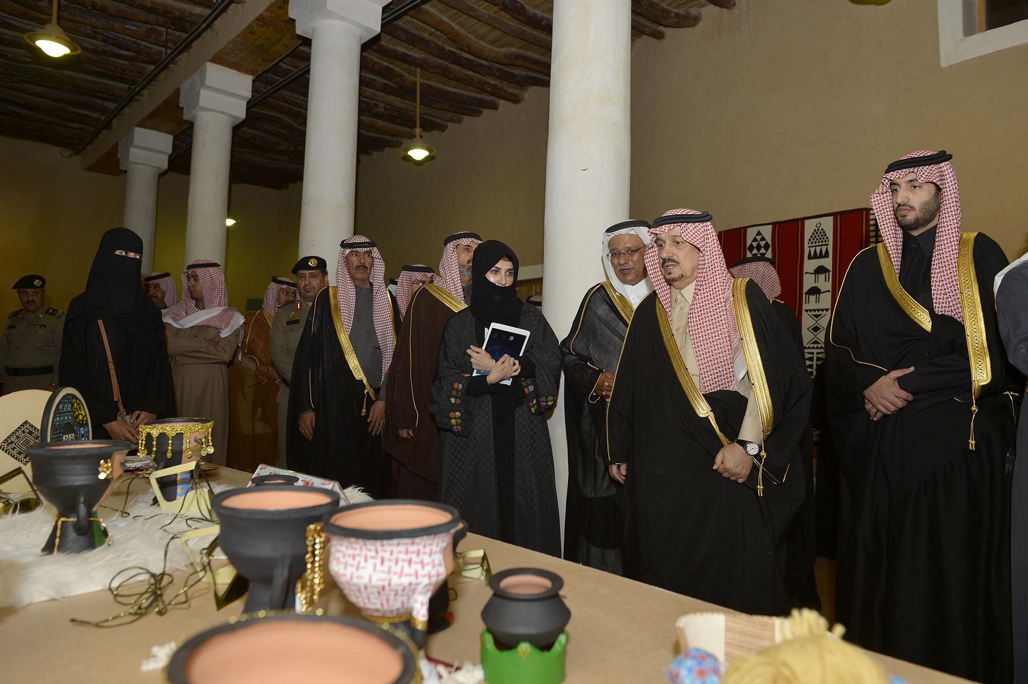 امير الرياض يرعي تراثنا حبنا بقصر المربع (15)