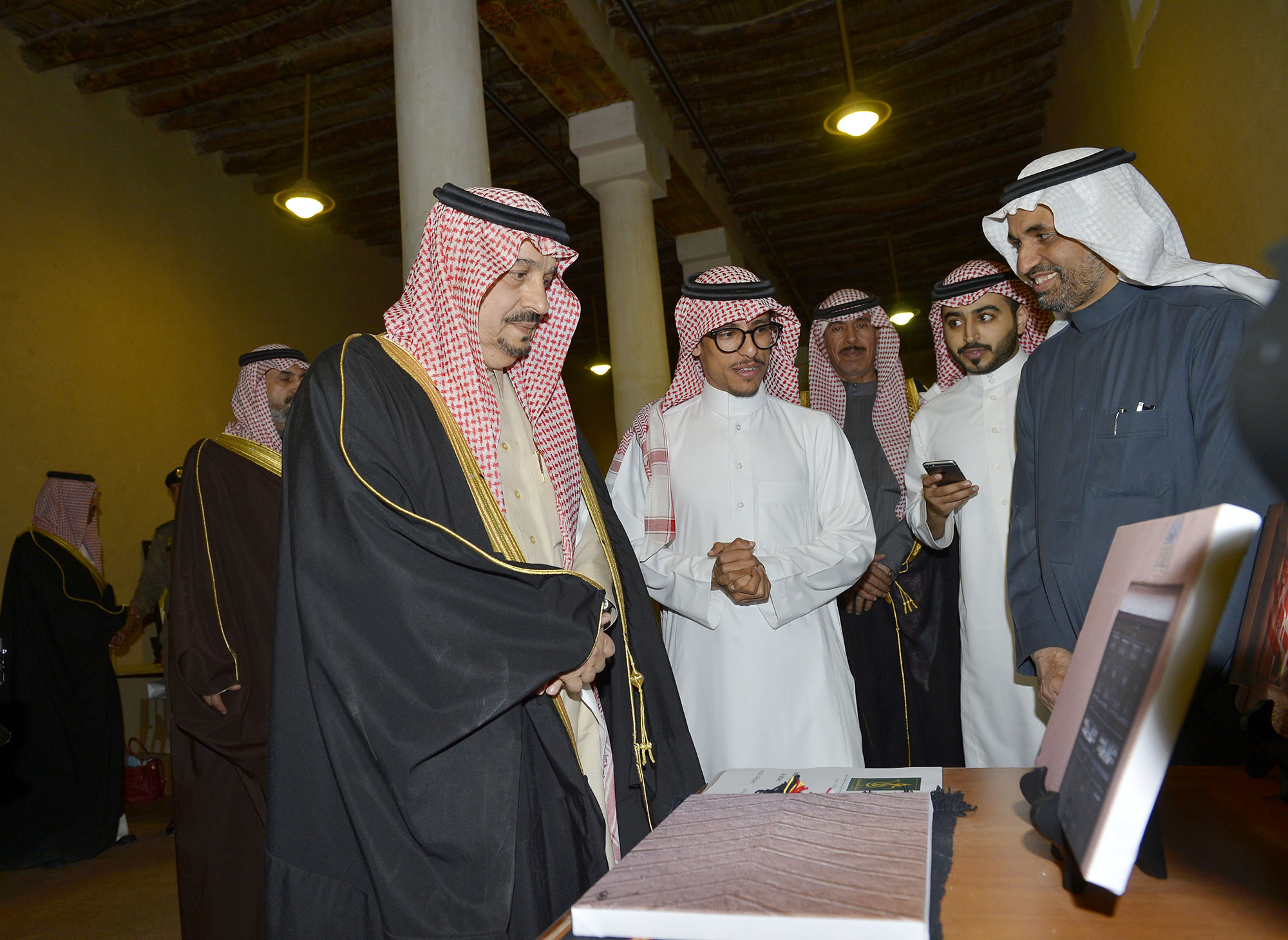امير الرياض يرعي تراثنا حبنا بقصر المربع (16)