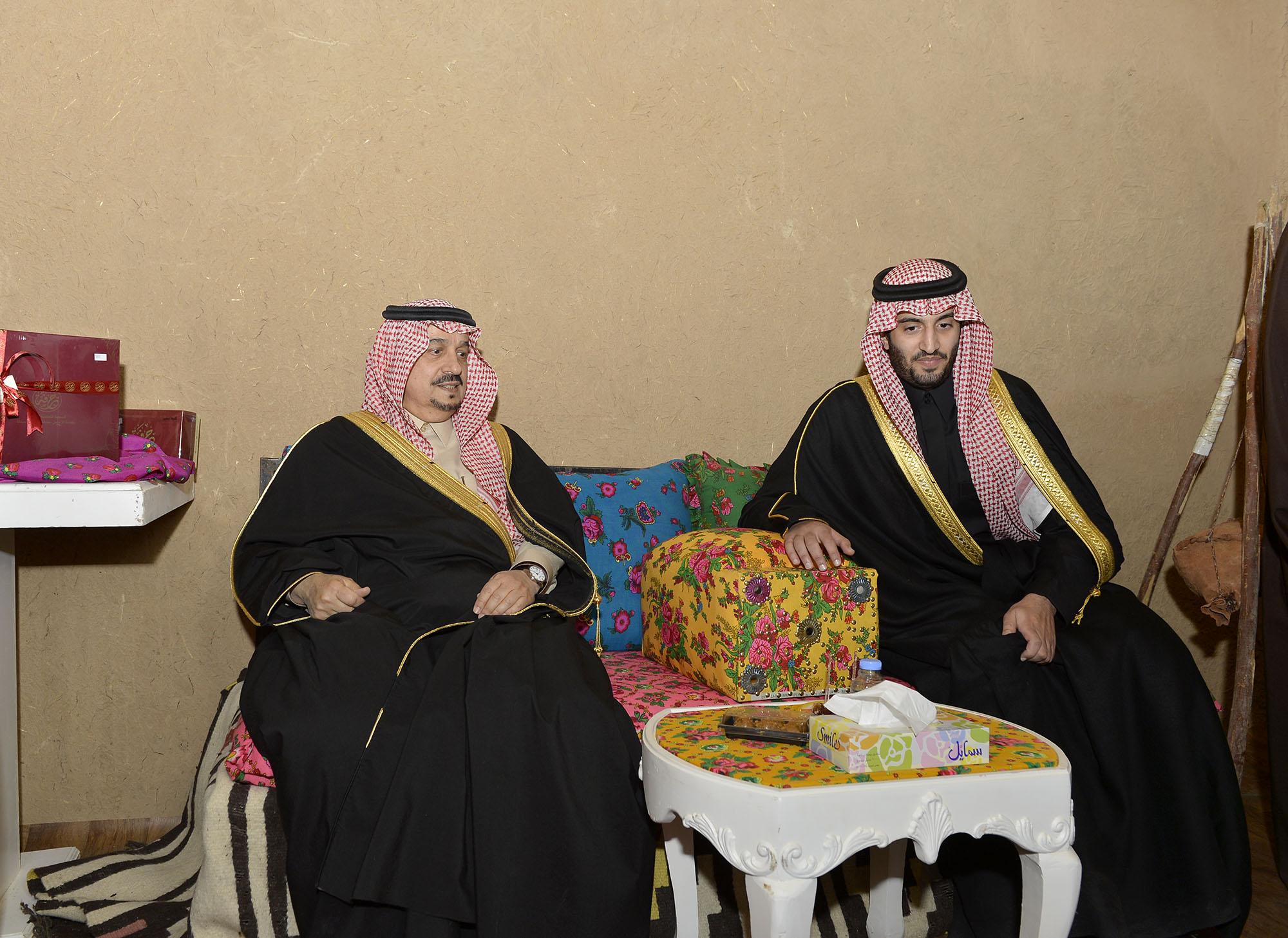 امير الرياض يرعي تراثنا حبنا بقصر المربع (19)