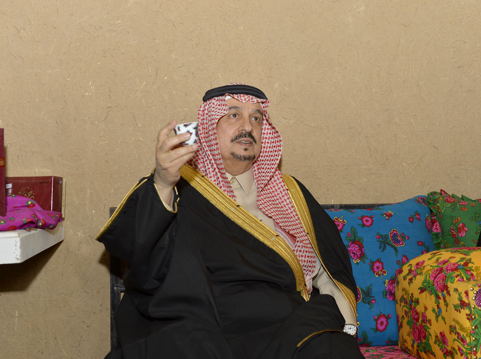امير الرياض يرعي تراثنا حبنا بقصر المربع (20)