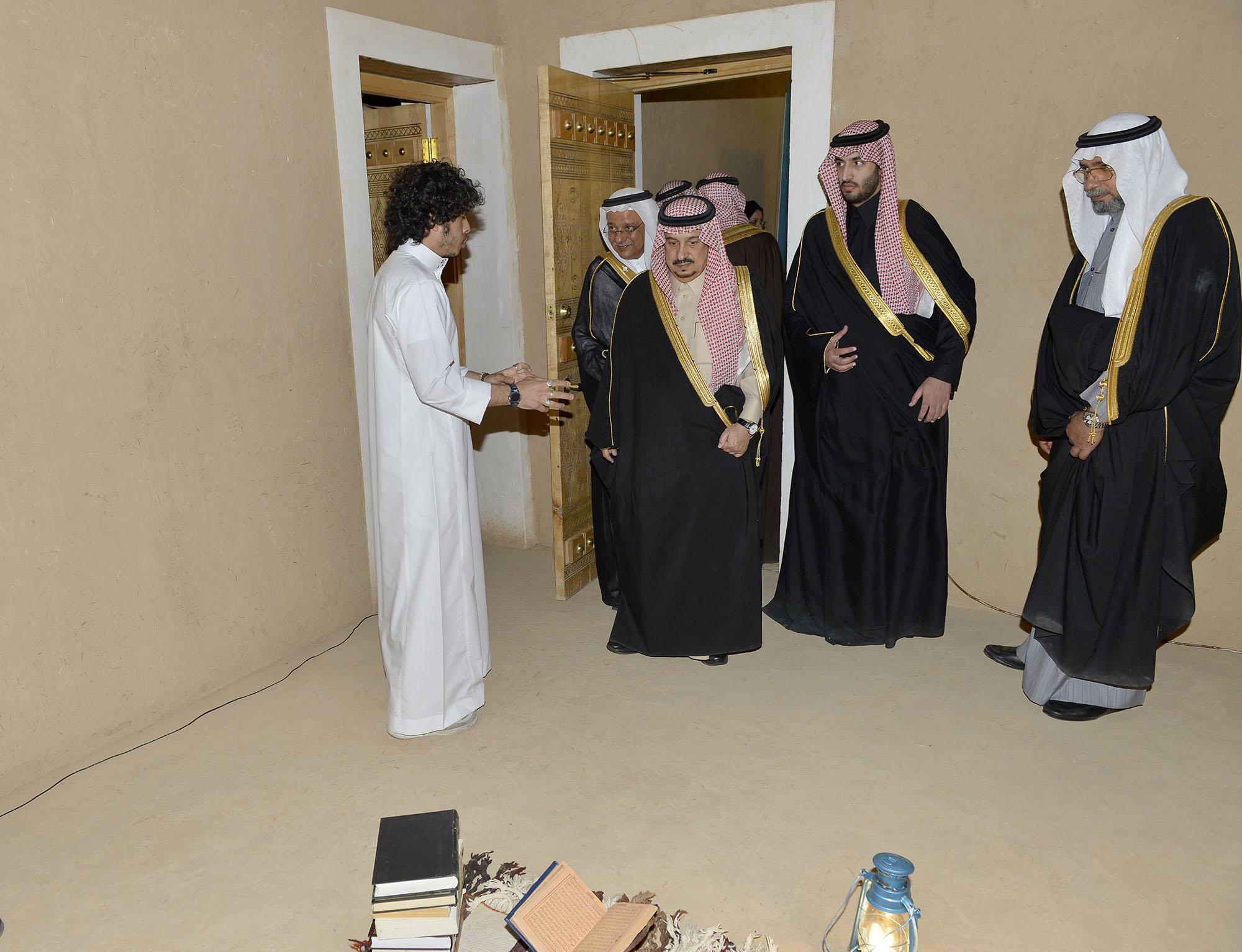 امير الرياض يرعي تراثنا حبنا بقصر المربع (24)
